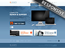 Computer Repair Wordpress Template