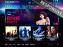 Night Club Wordpress templates