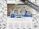 Yoga Club Wordpress templates