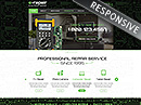 electronic repair Wordpress templates