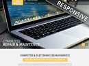 Computer Repair Wordpress templates