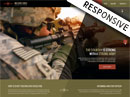 Military Wordpress templates