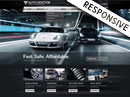 Car repair service Wordpress templates