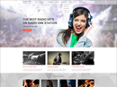 Radio One Wordpress templates