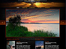 Natural view Flash template