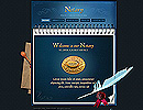 Notary Flash template